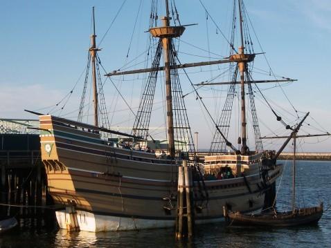 16 septembre 1620. Départ du « Mayflower »