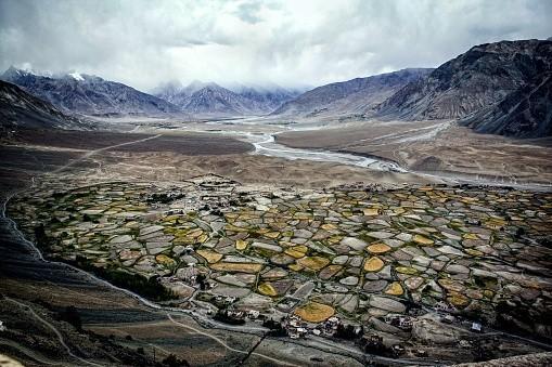 L'Inde et le Cachemire