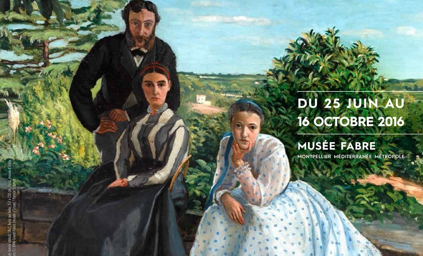 Frédéric Bazille, la jeunesse de l'impressionnisme