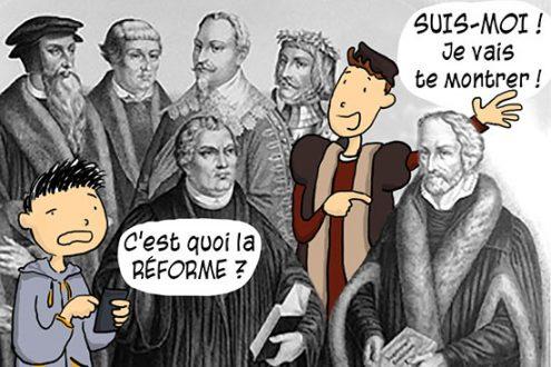 Revisitons la crise religieuse au XVIe siècle !