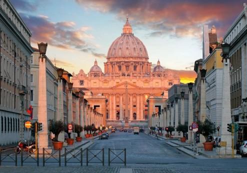 Pèlerinage au Vatican