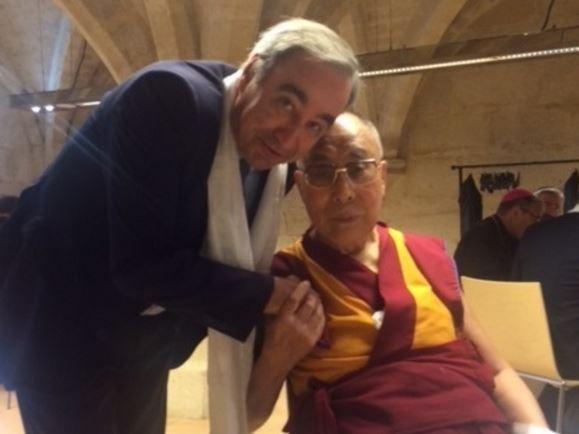 Dialogue interreligieux avec le Dalaï-lama