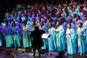 « Le plus grand rendez-vous gospel de l'hexagone » aux Folies-Bergères