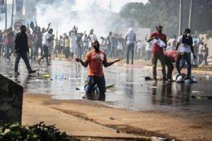 Chrétiens du Gabon, le baiser de judas…