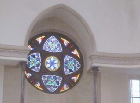 14 septembre 1873. Inauguration du Temple de l'église protestante baptiste