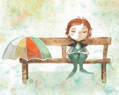 L'incroyable voyage du lutin-parapluie