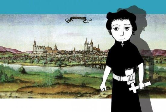 Martin Luther, l'aventurier de Dieu, par Annick Sibué