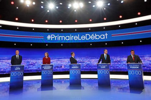 Primaire de la droite : débat sur la laïcité