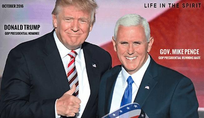 Elections américaines : les évangéliques indécis jusqu'au bout