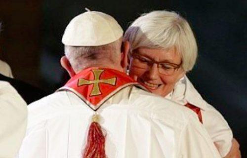 Les luthériens ont invité le pape