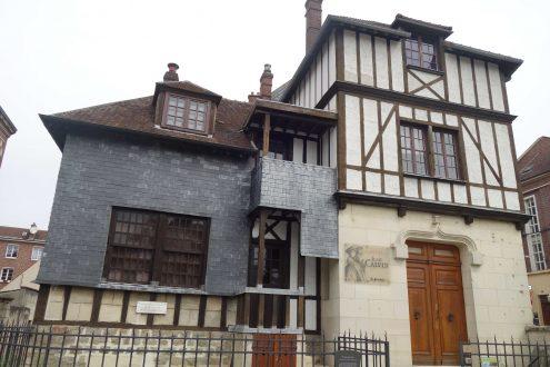 Le Musée Calvin à Noyon, carrefour international pour la francophonie protestante