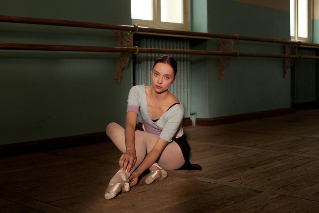 Polina… devenir artiste
