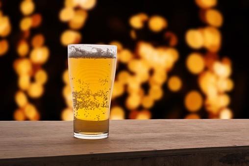 Coup de patte à... la bière de Noël !