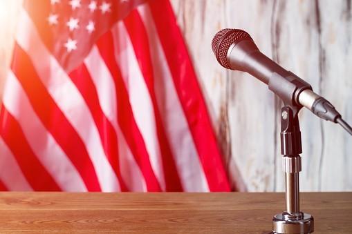 Le traitement médiatique des élections américaines