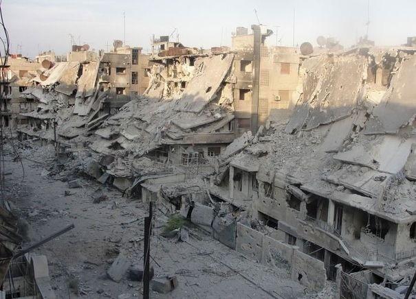 Sauvez Alep !