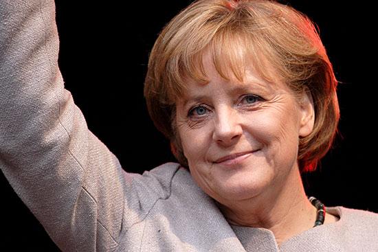 Angela Merkel, une protestante au pouvoir
