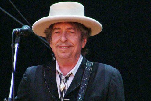 La poésie de Bob Dylan