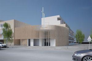 Noisy-le-Grand voit sa nouvelle église