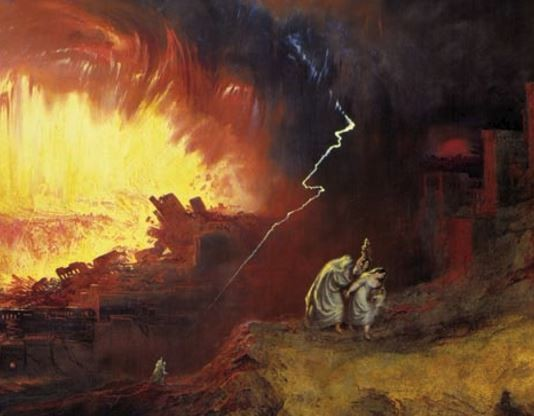 Le Dieu de l'Ancien Testament est-il violent