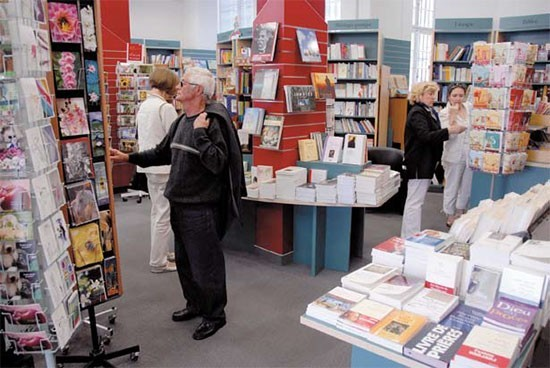 Les 200 ans de la librairie Oberlin