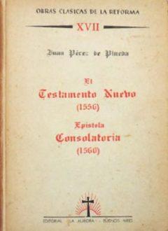 Juan Pérez de Pineda, passionné de la parole de Dieu