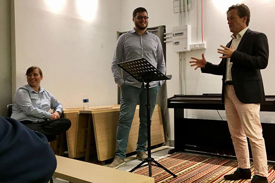 Start-up cherche Église pour cohabiter