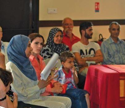 Accueil de deux familles syriennes dans le Bergeracois