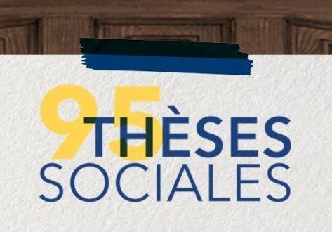95 thèses sociales pour l'entraide
