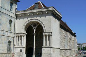 Le multiculturalisme de l'Eglise Protestante Unie de Besançon