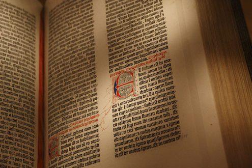 Quand l'imprimerie bouleversa la religion