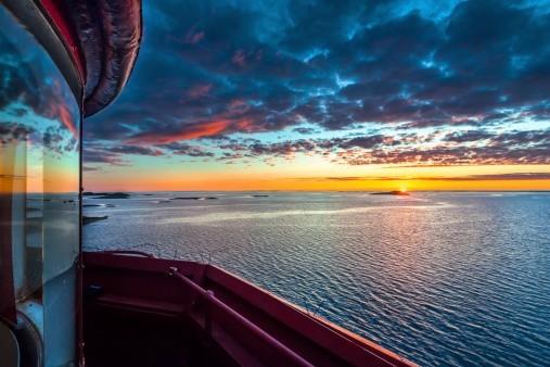 Un phare pour les marins isolés