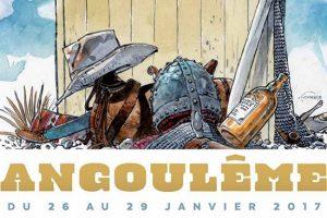 Le Festival international de la bande dessinée d'Angoulême