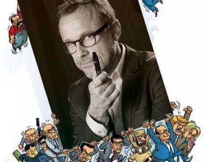 Chaunu : caricaturer pour témoigner