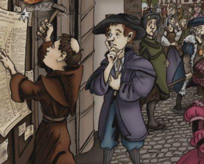 La BD chrétienne est aussi récompensée à Angoulême