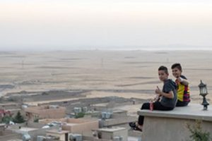 Irak : visite à Alqosh, la dernière ville chrétienne du pays