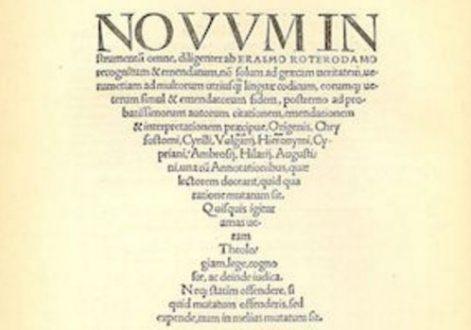 Les révolutions de l'édition qui ont permis la Réforme, deuxième partie