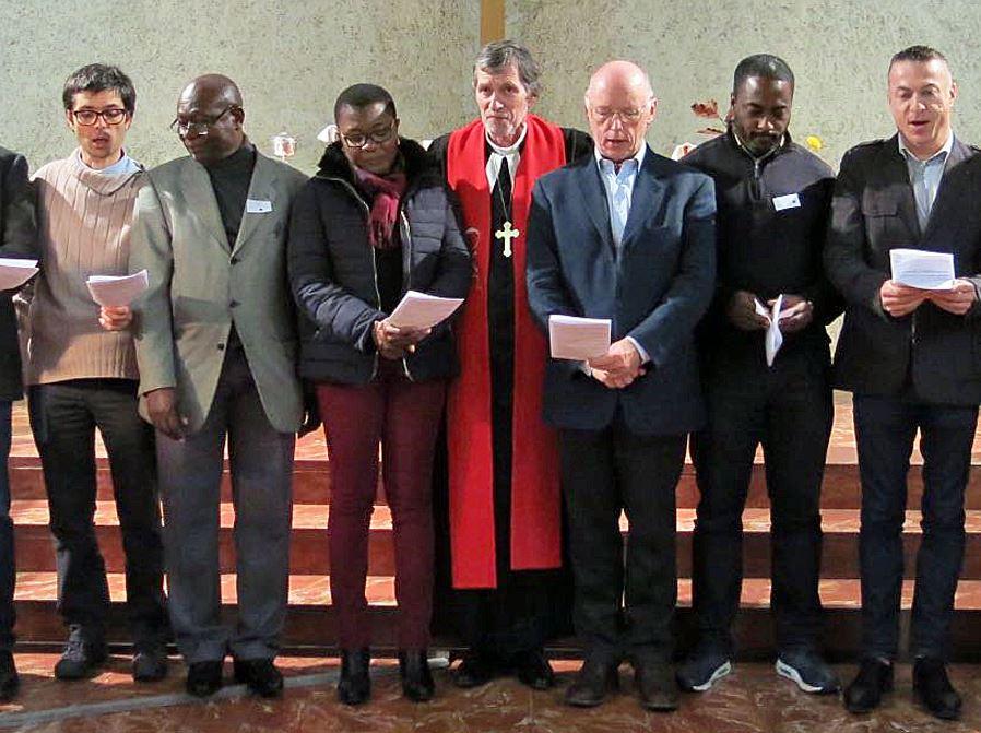 Synode de l'inspection luthérienne