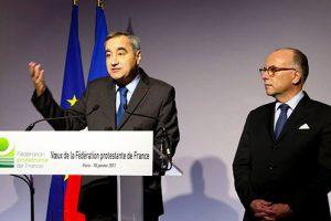 La Fédération protestante de France rencontrera les candidats à la présidentielle