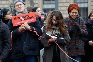 Les « délinquants solidaires » et l'accueil des migrants