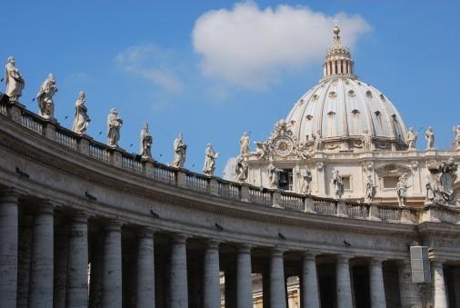 Au Vatican, un timbre pour Luther