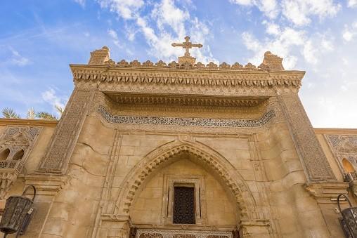Les Coptes d'Égypte