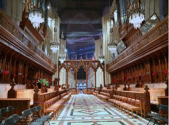 La cathédrale nationale de Washington