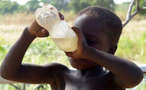 Si l'eau n'est pas propre, comment vivent-ils ?