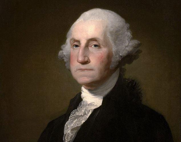 14 décembre 1799. George Washington