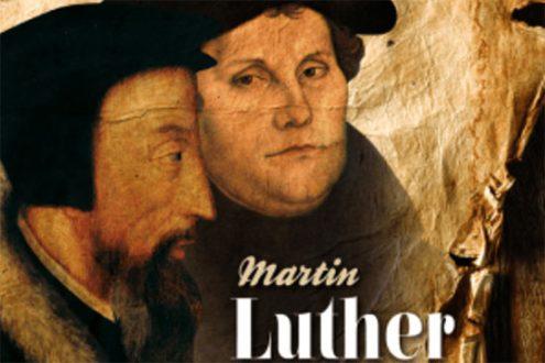 Luther et Calvin, contrastes et ressemblances
