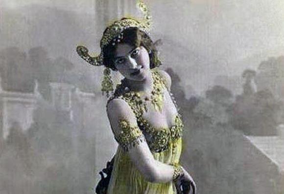 15 octobre 1917. Exécution de Mata Hari