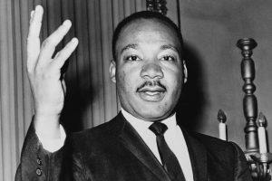 10 décembre 1964. Prière de Martin Luther King
