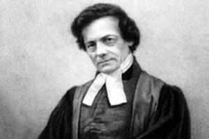 9 novembre 1851. Adolphe Monod prédicateur