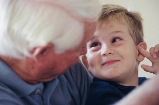 Jeunes et vieux se réjouiront ensemble
