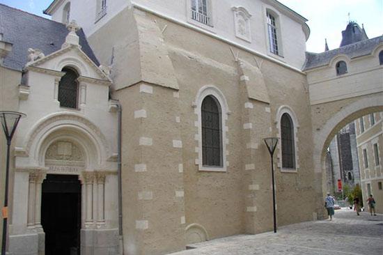 Le vivre ensemble de l'Église protestante réformée d'Angers-Cholet